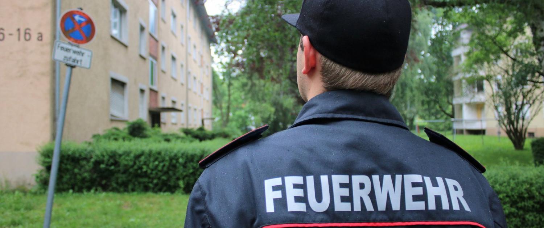 Symbolbild Feuerwehrmann